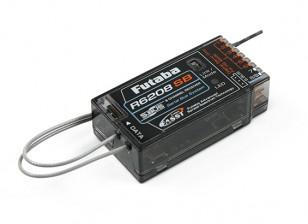 Futaba R6208SB FASST 2,4 8/18 канала SBus высокого напряжения приемника