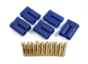EC5 штекерами (5 шт / мешок)