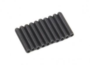 Металлический потайной винт M3x16-10pcs / комплект