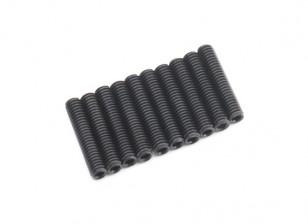 Металлический потайной винт M4x20-10pcs / комплект