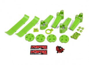 ImmersionRC - Vortex 250 PRO Pimp Kit (Lime Green)