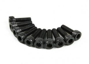 Металлическая оправа Head Machine Hex Винт M5x16-10pcs / комплект
