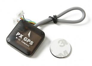 U-blox GPS 7-й серии Nano PX с компасом для Pixhawk / PX4
