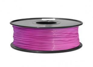 HobbyKing 3D Волокно Принтер 1.75mm ABS 1KG золотника (розовый P.232C)
