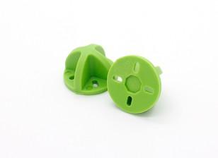 Diatone Шасси для 9-мм / 12 мм (зеленый) (2 шт)