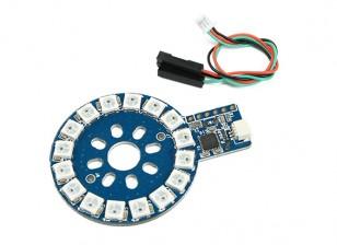 Программируемый Мотор светодиодное кольцо для мульти-роторов