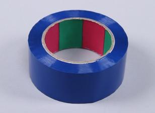Крыло ленты 45mic х 45 мм х 100 м (Wide - синий)