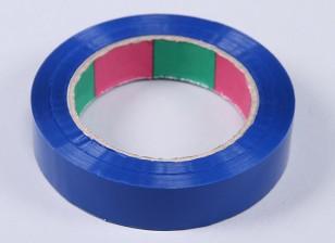 Крыло ленты 45mic х 24 мм х 100 м (узкий - синий)
