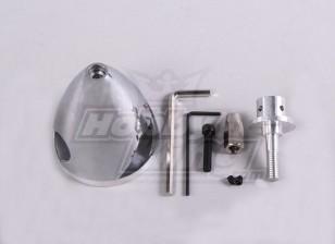 Алюминиевая Spinner 51mm / 2.0in - 3 лезвия
