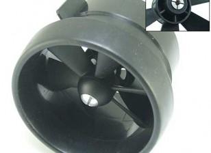 EDF Канальный вентилятор Блок 6 Лезвие 2.56inch / 66мм