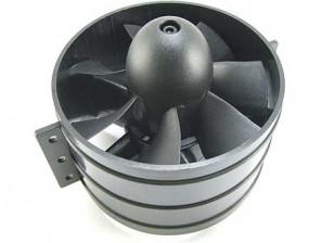 Блок EDF Канальный вентилятор 7 Лезвие 4inch / 102мм