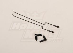 227A Twingo Замена Тяни / Толкай Wire Set
