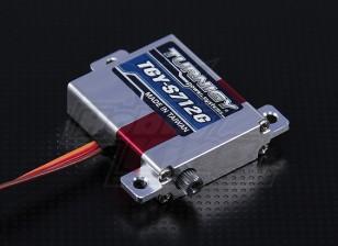 Turnigy ™ TGY-S712G чехол сплава Тонкий крыла DS / MG Servo 7кг / 0.12sec / 28г