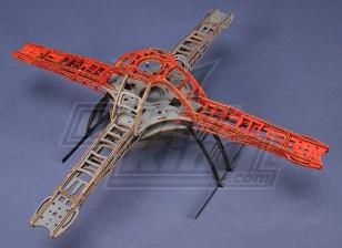 HobbyKing Quadcopter Рама V1