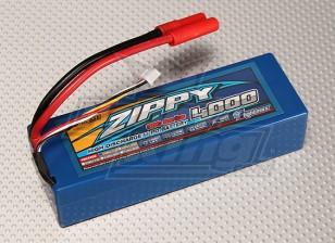 ZIPPY 4000mAh 3S1P 30C Hardcase пакет