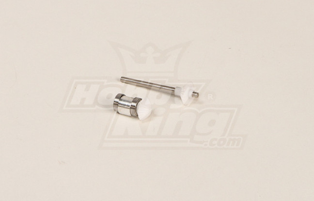 GT450PRO Tail Drive Gear Assembly (Torque Tube Version)
