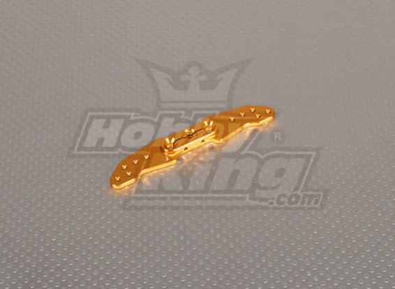 CNC Jr 3.5inch offset (#4-40) Gold