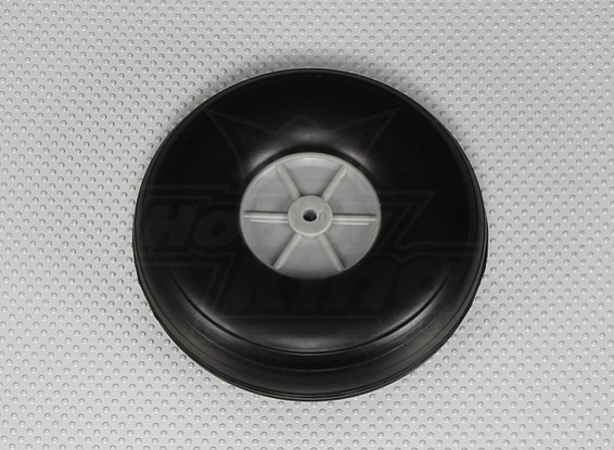 Rubber Wheel 127mm (5.0in)