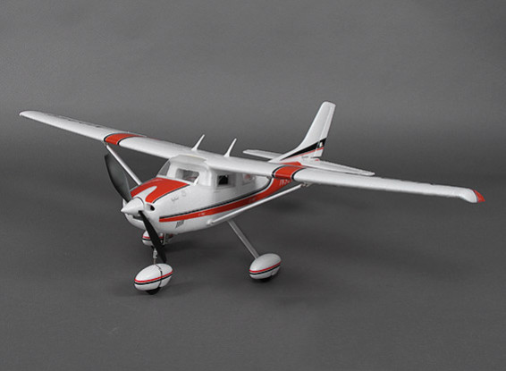 EPO 182 light aircraft With LED Lighting (RTF) (Mode 2)