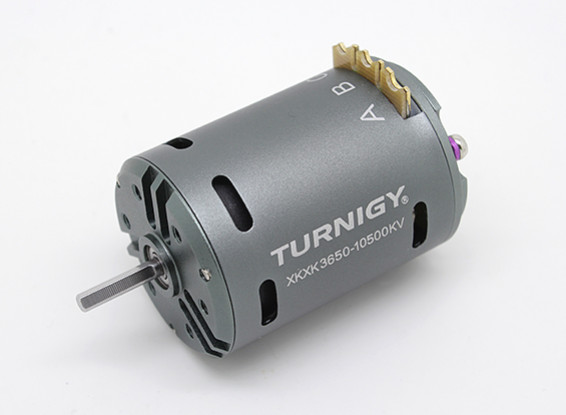 XK3650-10500KV Sensored Brushless Inrunner (3.5T)