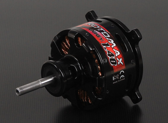 Turnigy RotoMax 1.40 Brushless Outrunner Motor