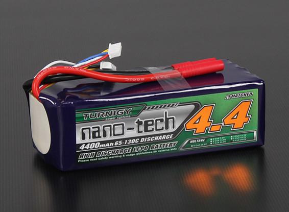 Turnigy nano-tech 4400mah 8S 65~130C Lipo Pack