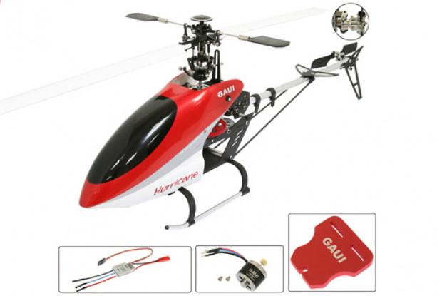 Hurricane 200 V2 3D Helicopter Kit w/ ESC /Motor