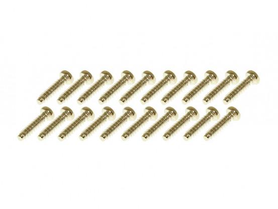 Gaui 425 & 550 Self Taping Screw(2x7)x20pcs