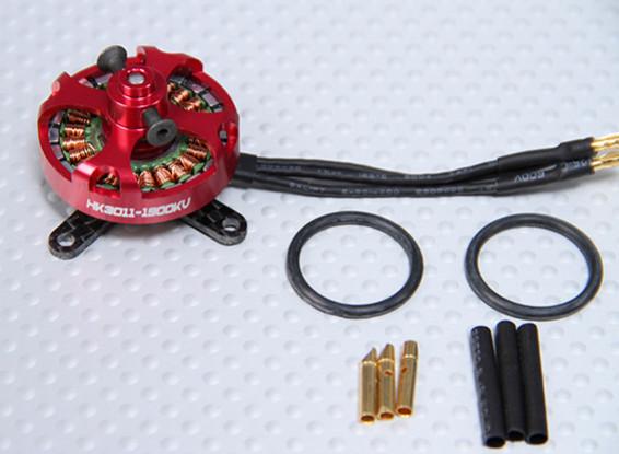 HD3011-1900KV Indoor/Profile/F3P Outrunner Motor