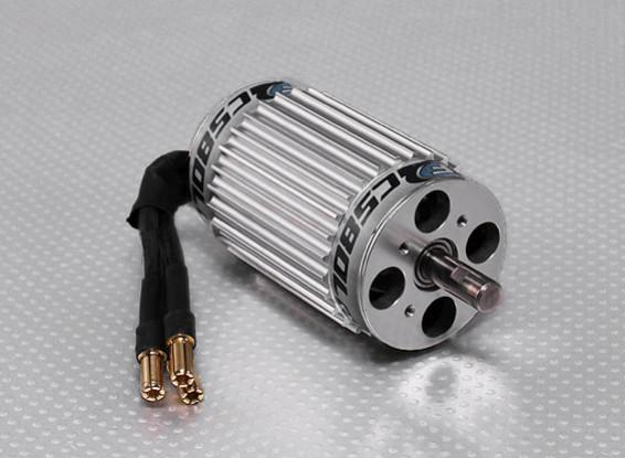 Turnigy C580L 870kv Brushless Inrunner EDF Motor for 120mm Fan 5000w