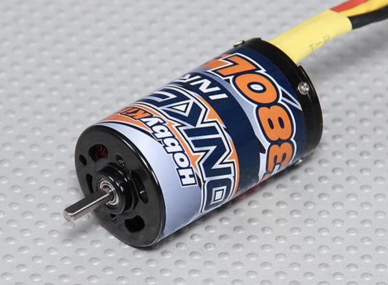 HobbyKing® ™ Donkey ST380L-3600kv Brushless Inrunner Car Motor (13.5T)
