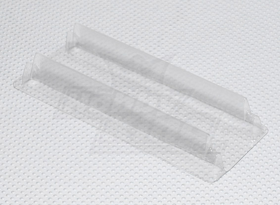 Telemicro 520mm - Replacement Leading Edge Slats(1pair)