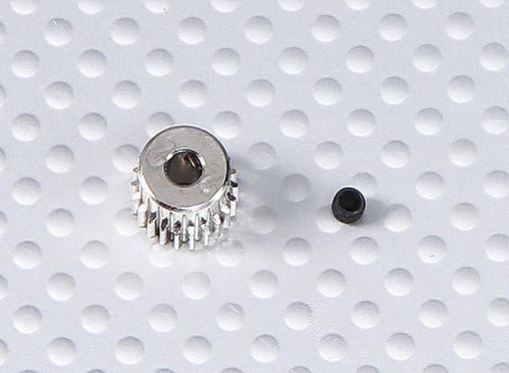 22T/3.175mm 64 Pitch Steel Pinion Gear