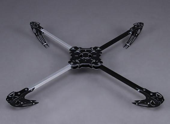 HobbyKing X666 Glass Fiber Quadcopter Frame 666mm
