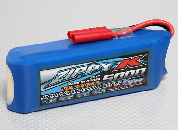 Zippy-K Flightmax 5000mah 3S1P 20C Lipoly Battery