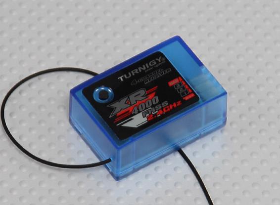 Turnigy XR4000 4CH 2.4GHz Receiver for Turnigy 4X TX