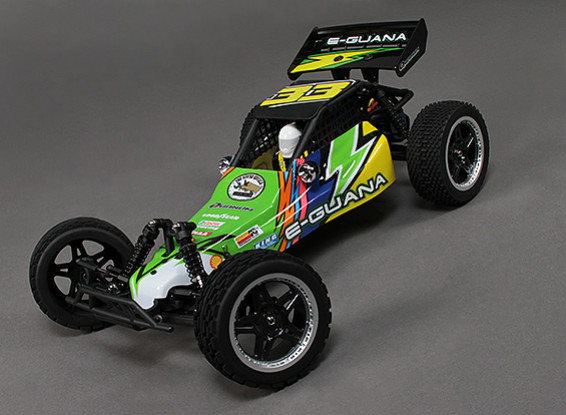 Quanum E-Guana 1/10 Brushless 2WD Desert Racing Buggy (ARR)