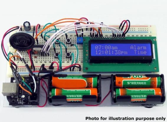 Educational LCD Display Electronics Training Kit