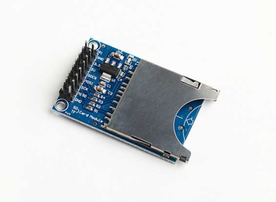 SD Card Reader/Writer for Kingduino and other Microcontrollers