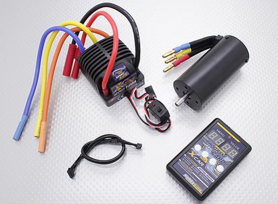 Hobbyking X-Car Brushless Power System 2050KV/120A