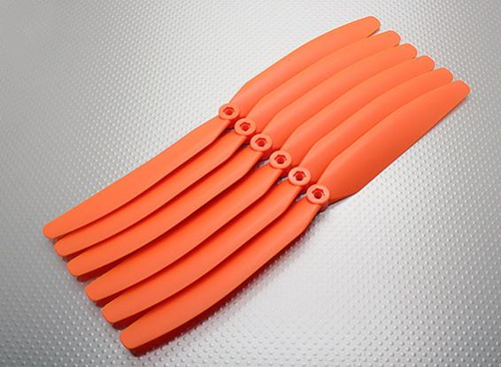 GWS EP Propeller (DD-1170 279X178mm) Orange (6pcs/set)
