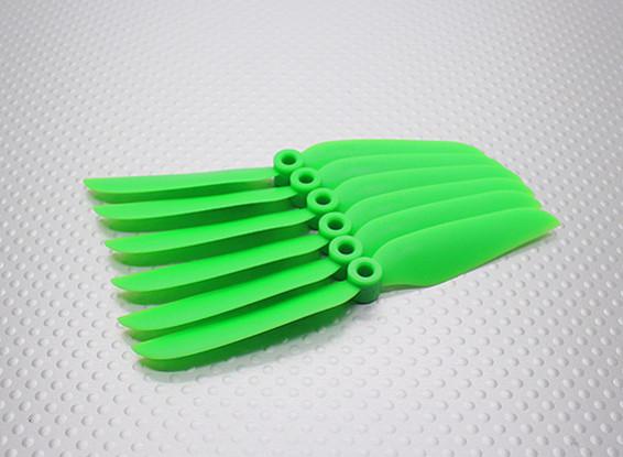 GWS EP Propeller (DD-4540 114x102mm) green (6pcs/set)