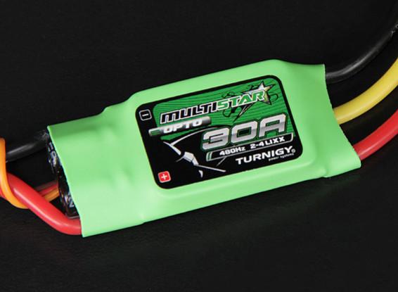 Turnigy Multistar 30 Amp Multi-rotor Brushless ESC 2-4S (OPTO)