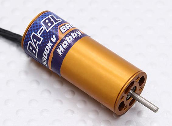 Hobbyking BL1230 5300kv Brushless Inrunner Motor