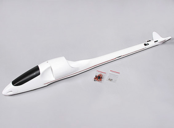Durafly™ Zephyr 1533mm - Replacement Fuselage w/ Servos