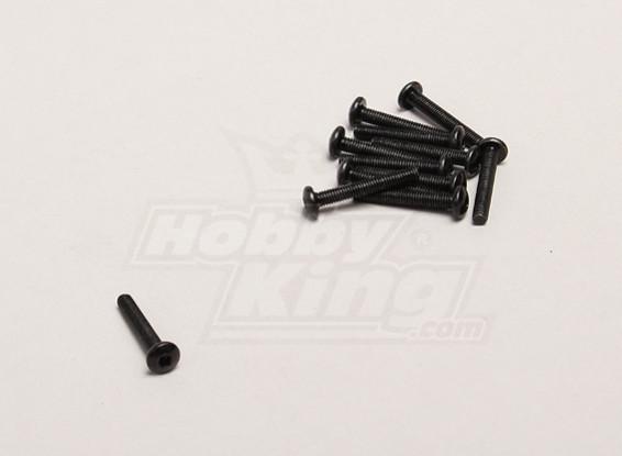 M3x20mm Hex Screw (12pcs/bag) - Trailblazer XB and XT 1/5