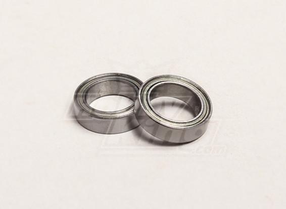 Ball Bearing 10x15x4mm (2pcs/bag) - Turnigy Trailblazer 1/8, XB and XT