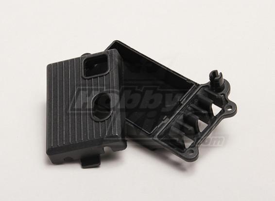 Receiver Cover Upper/Lower - Turnigy Trailblazer 1/8, XB and XT 1/5