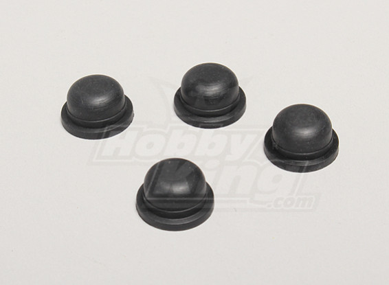 Shock Absorber Rubber Cap - Turnigy Twister 1/5