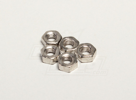 Hex Nut M4 - Turnigy Twister 1/5